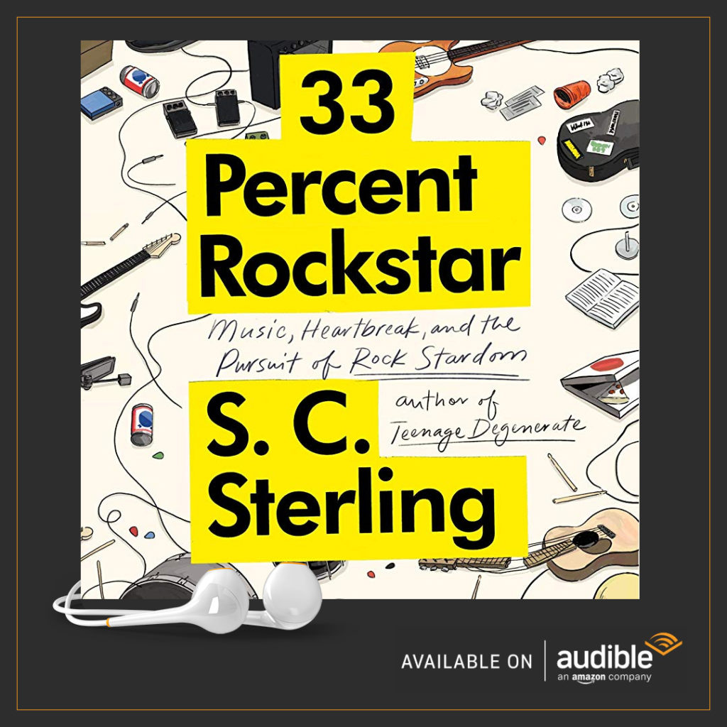 Rock and Roll Memoir and Biography Audiobook