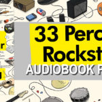 Music Biography Audiobook Preview of 33 Percent Rockstar