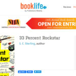 33 Percent Rockstar on Booklife.com